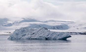 Eisberg vor Spitzbergen