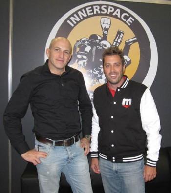 Achim Schlöffel und Christian Redl