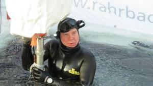 Andreas Pap nach seinem Weltrekord, Foto © Gerald Nowak
