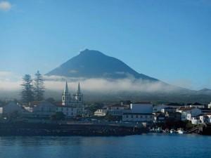 Blick auf Pico, Foto: © G. Nowak
