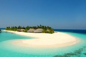 Die Insel, Foto: © Angaga Island Resort