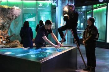 NDR im Deutschen Meeresmuseum