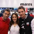 Christian Redl, Reneé Weibel und Dirk Moritz