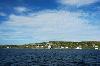 Die Küste von Neufundland