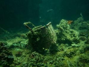 Wracktauchgang, Foto: © Submariner Diving Center