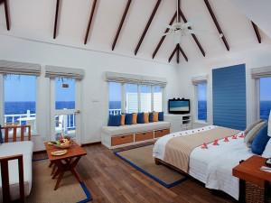 Deluxe Wasservilla, Foto: © Centara Grand Island Resort & Spa