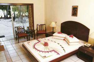Schlafzimmer, Foto: © Biyadhoo Island Resort