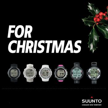 Suunto-Weihnachtsaktion
