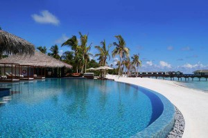 Pool, Foto: © The Residence Maldives