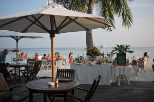Iruara À la carte Restaurant, Foto: © Velidhu Island Resort