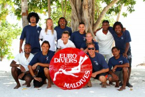 Team, Foto: © Euro-Divers