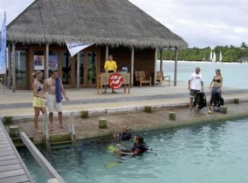 Tauchbasis, Foto: © Euro-Divers