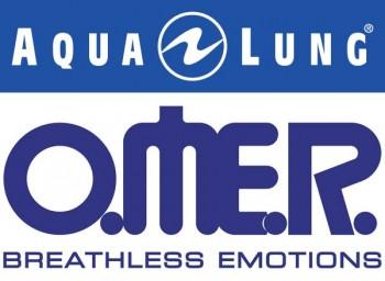 Aqua Lung und O.ME.R