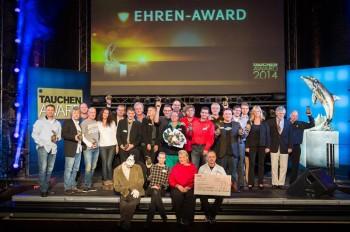 TAUCHEN-Award-Sieger 2014