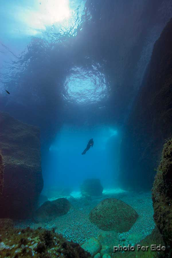 Calypso diving centre gozo tauchjournal for Gozo dive centres