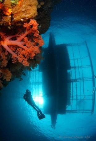 Unter der Banca, Foto: @ Sea Explorers