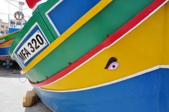 Fischerboot Gozo, Foto: © Judith Hoppe