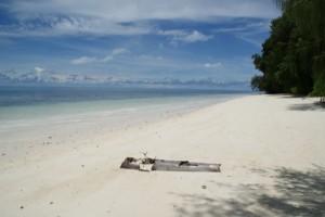 Strand Rock Islands, Palau, Foto: © Judith Hoppe