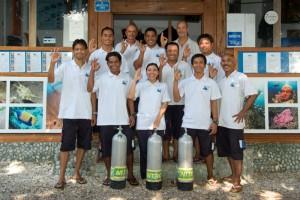 Das Werner-Lau-Team, Foto: www.wernerlau.com