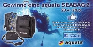 aquata-Gewinnspiel auf Facebook