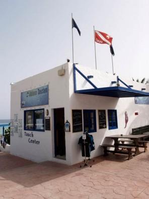 Die Werner-Lau-Tauchbasis im Aldiana Fuerteventura, Foto: © O. Klodt