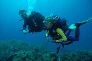 Entspannte Tauchgänge, Foto: © Euro-Divers