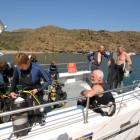 Tauchboot, Foto: © Euro-Divers