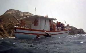 Abtauchen vor Elba