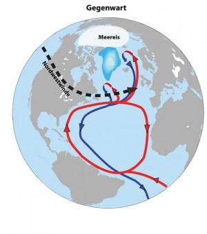 Nordhalbkugel heute