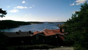 Schwedische Forschungsstation vor Tjärnö
