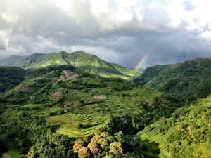 Landschaft auf Negros, Foto: © Artistic Diving
