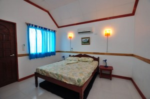 Superior Bungalow, Schlafzimmer, Foto: © Artistic Diving