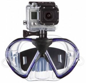 Subgear GoPro Maskenhalterung
