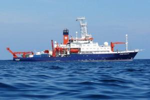 Forschungsschiff METEOR