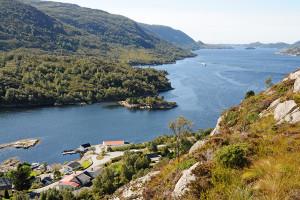Fjordlandschaft, Foto: @ Christian Skauge