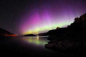 Aurora borealis, Foto: @ Christian Skauge