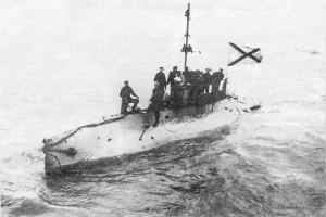 """Das Schwesterschiff der """"Wels"""" - die """"Beluga"""""""