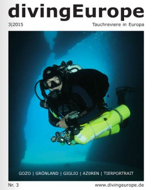 divingEurope Nr. 3 2015