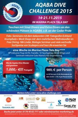 Aqaba Dive Challenge