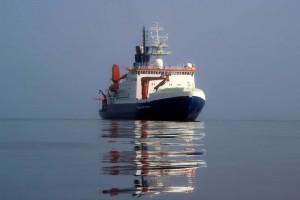 """Forschungsschiff """"Polarstern"""""""