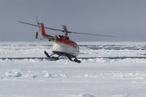 "Der ""Polarstern""-Bordhelikopter"