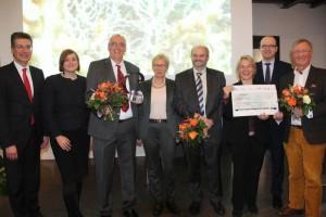 Verleihung des Norddeutschen Wissenschaftspreises