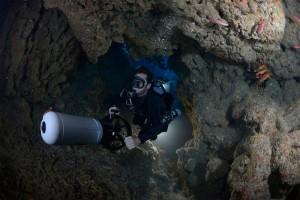 """Full Cave Diving"""