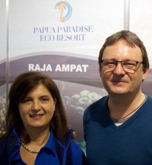 Martina Mastrogiacomo und Christian Knost