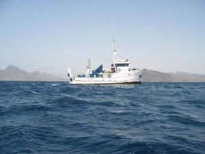 Forschungsschiff ISLANDIA