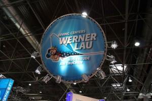 """Werner Lau auf der """"boot"""""""