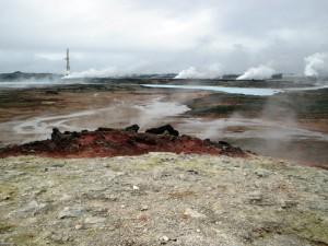 Isländische Halbinsel Reykjanes