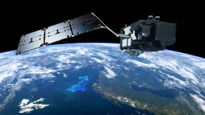 "Umweltsatellit ""Sentinel-3"""