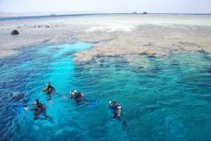 Riffe in der Nähe von Sharm el Sheik