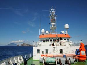 "Forschungsschiff ""POSEIDON"" im zentralen Mittelmeer"